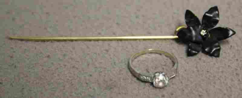 158: Jewelry Lot Including 14k and 18k Gold.