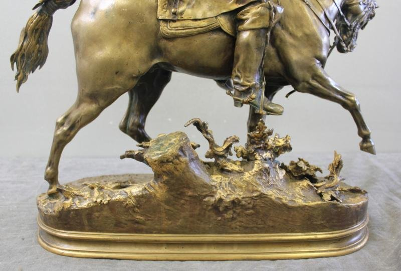 65: MENE, P.J. Bronze Huntsman. - 7