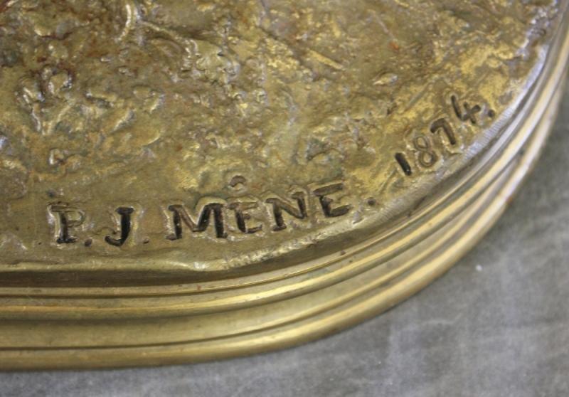 65: MENE, P.J. Bronze Huntsman. - 9