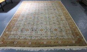 Large Oriental Carpet.