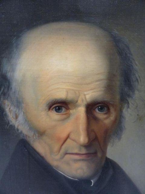 48: Oil on Canvas Portrait of a Gentleman. - 2