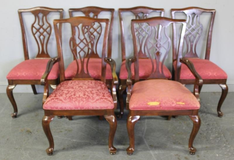 117A: 6 Dining Chairs.