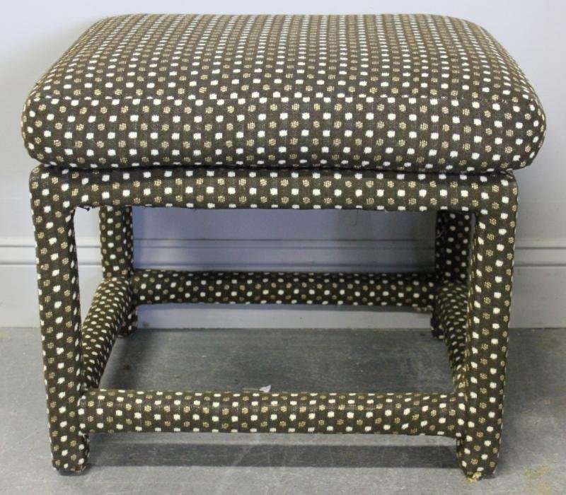 335: Pair of Bernhardt Flair Upholstered Chairs with a - 6
