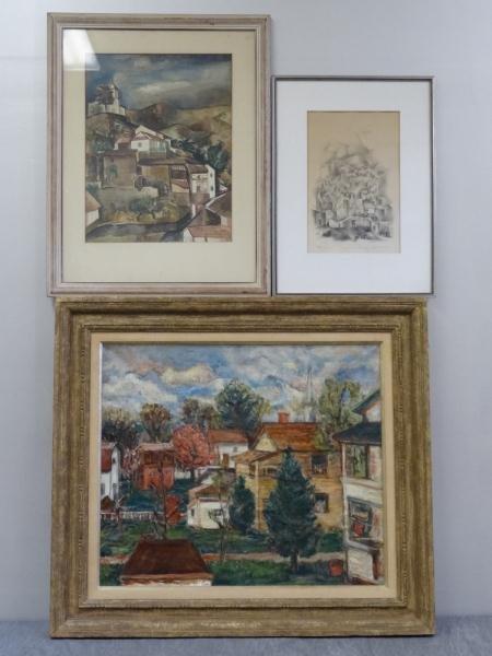 LUDINS - Eugene & Ryah. Three Works.