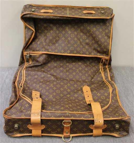 8685d136e788 Vintage Louis Vuitton Garment Bag.