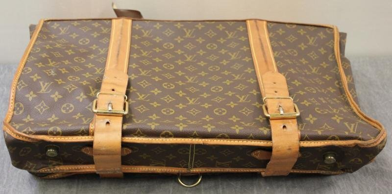 Vintage Louis Vuitton Garment Bag. - 3