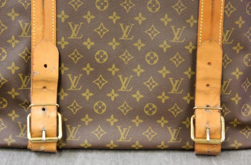 Vintage Louis Vuitton Garment Bag. - 5