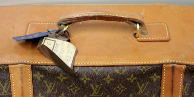 Vintage Louis Vuitton Garment Bag. - 6