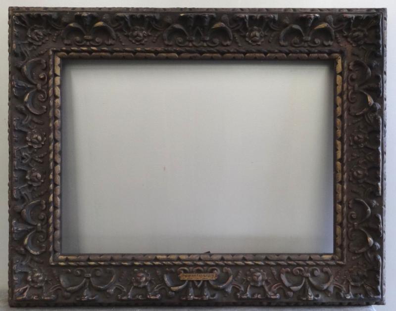 18th / 19th Century Gilt Wood & Gessoed  Frame.