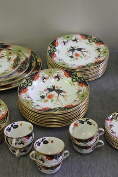 "Large Set of ""Matsumai"" Royal Doulton China. - 3"