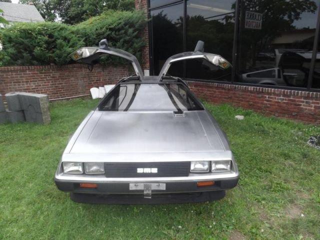 1981 Classic DeLorean Car In As Found Condition