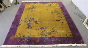 Roomsize Art Deco Chinese Nichols Carpet