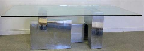 Midcentury Paul Evans Cityscape Dining Table