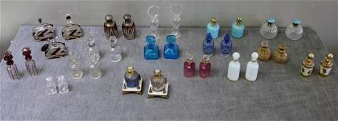 Large Collection of Assorted Cologne Scent and
