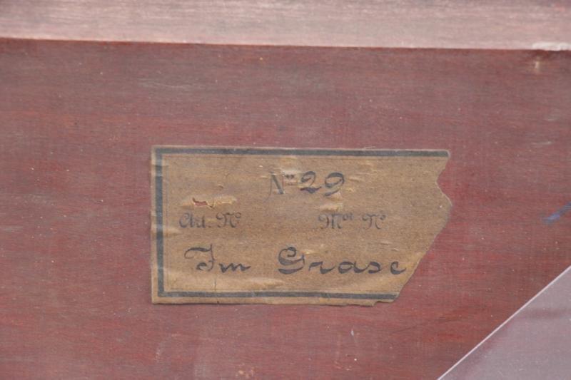 HIRTEL, R. 19th C. on Wood Panel. Two Girls Beside - 8