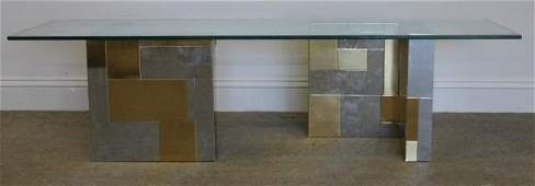 Midcentury Paul Evans Cityscape Coffee Table.