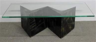 Midcentury Paul Evans Model PE-11 Coffee Table.
