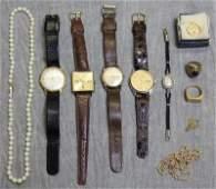 JEWELRY. Miscellaneous Ladies and Men's Jewelry.