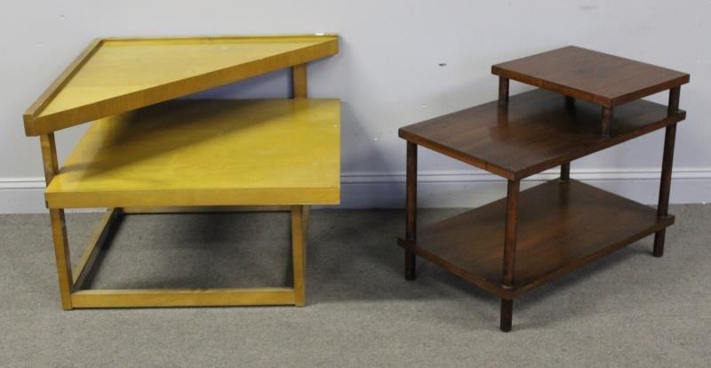 0Midcentury T.H. Robsjohn-Gibbings Side Table Lot.