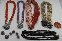 JEWELRY Miscellaneous Jewelry Grouping