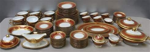 Hutshenreuther , Royal Bavarian Porcelain Service.