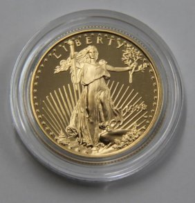 American Eagle 1/2 Oz. 1998 Gold Proof Coin