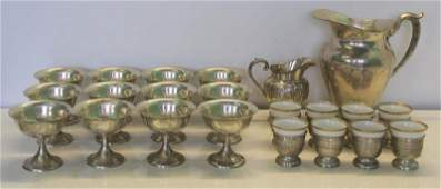 STERLING Assorted Grouping of Silver Items