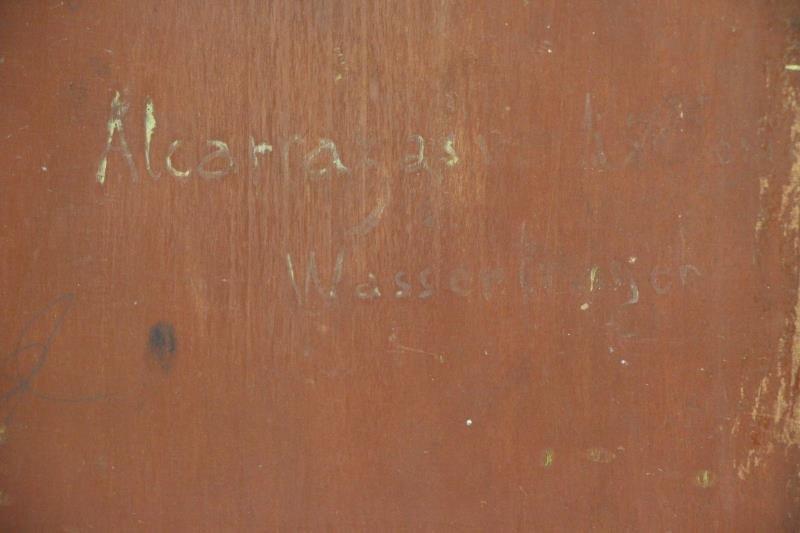 OSTERSETZER, Carl Oil on Wood Panel. Orientalist - 7