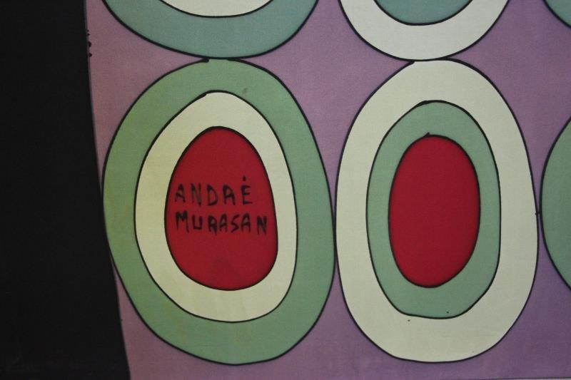 MURASAN, Andre. Batik Peacock. - 4