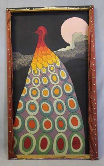 MURASAN, Andre. Batik Peacock. - 5