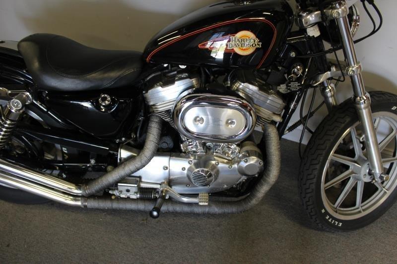 Harley Davidson 1994 5 Speed Sportster. - 2