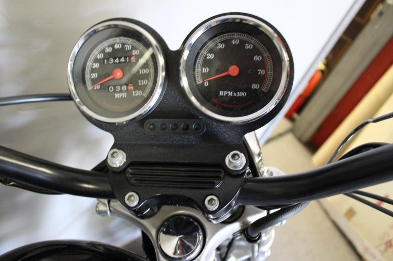 Harley Davidson 1994 5 Speed Sportster. - 4