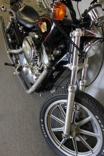 Harley Davidson 1994 5 Speed Sportster. - 5