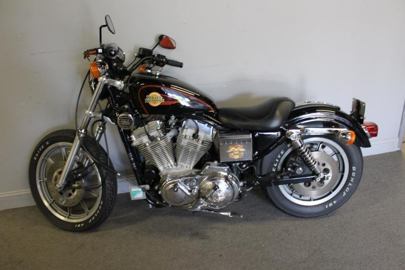 Harley Davidson 1994 5 Speed Sportster. - 7