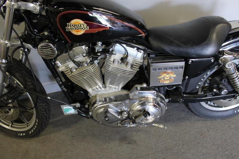 Harley Davidson 1994 5 Speed Sportster. - 8
