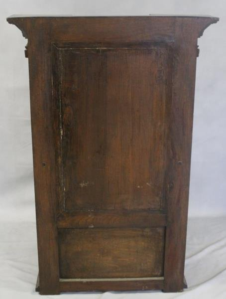 Antique Highly Carved Throne Chair. - 7