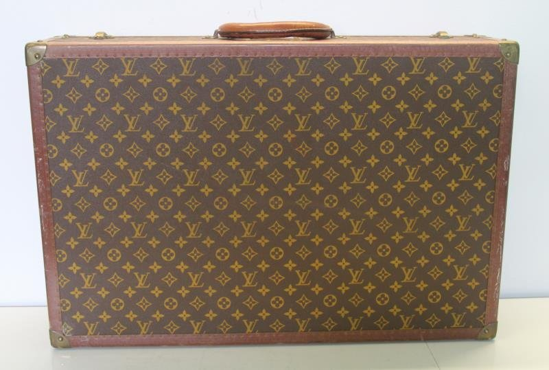 Vintage Louis Vuitton Hardcase Suitcase or Luggage