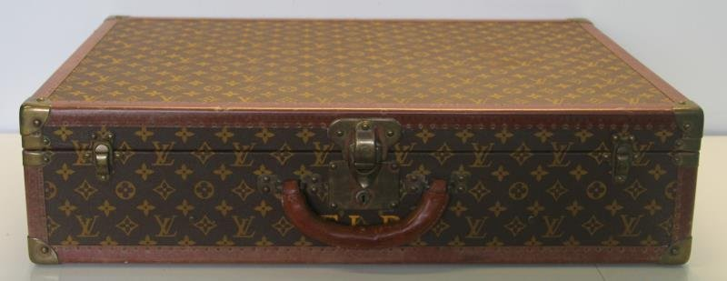 Vintage Louis Vuitton Hardcase Suitcase or Luggage - 2