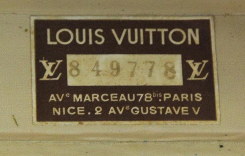 Vintage Louis Vuitton Hardcase Suitcase or Luggage - 5