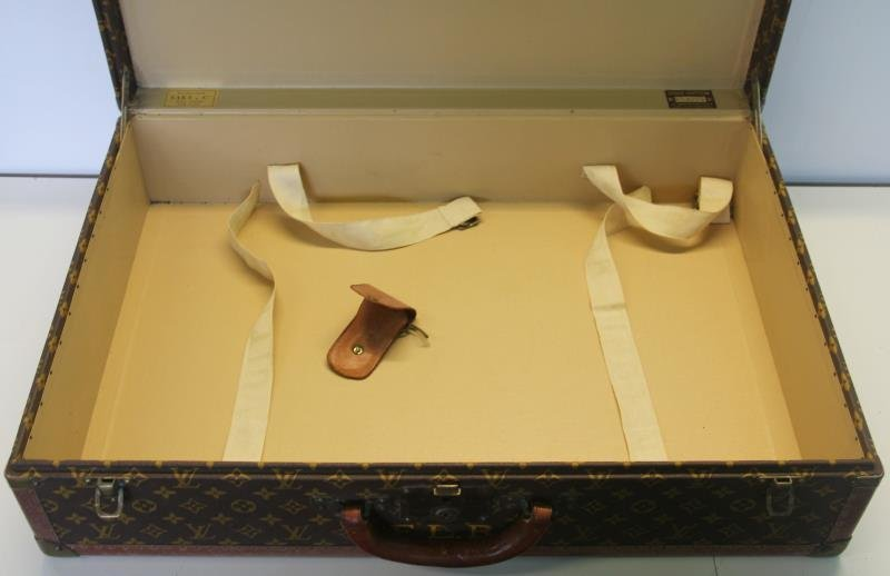Vintage Louis Vuitton Hardcase Suitcase or Luggage - 8