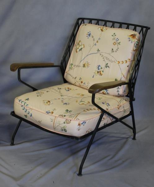 Pair of Maurizio Tempestini for Salterini Chairs. - 2