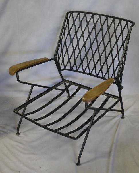 Pair of Maurizio Tempestini for Salterini Chairs. - 3