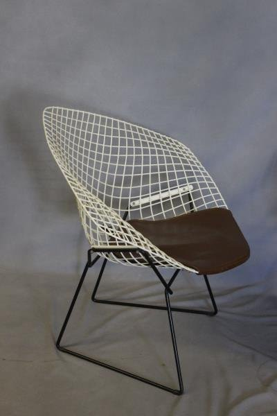Harry Bertoia for Knoll Set of 4 Chairs. - 3