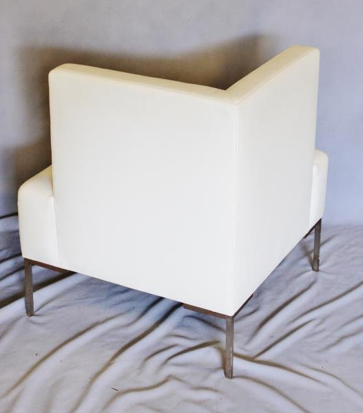 Post-Modern Furniture Lot Including Corner Chair - 2