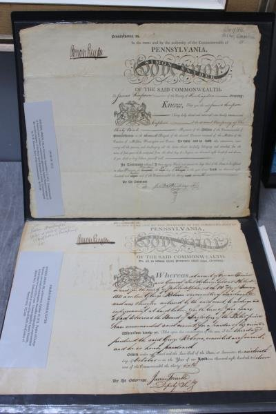 A Collection of Early United States Documents