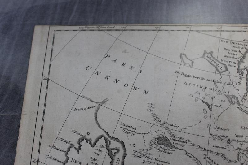 """SEALE, R.W. """"A Map of North America with the - 3"""