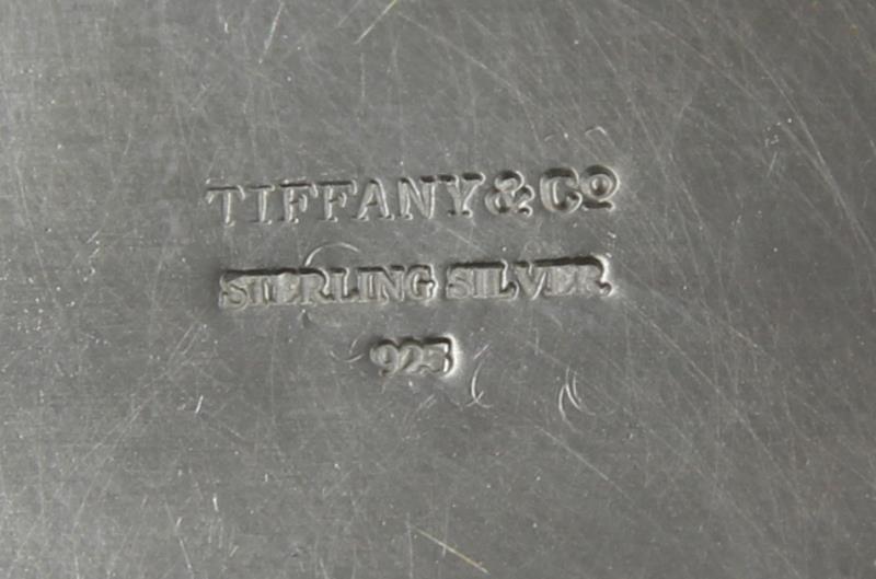 STERLING. Tiffany & Co. Sterling Lidded Vessel. - 6