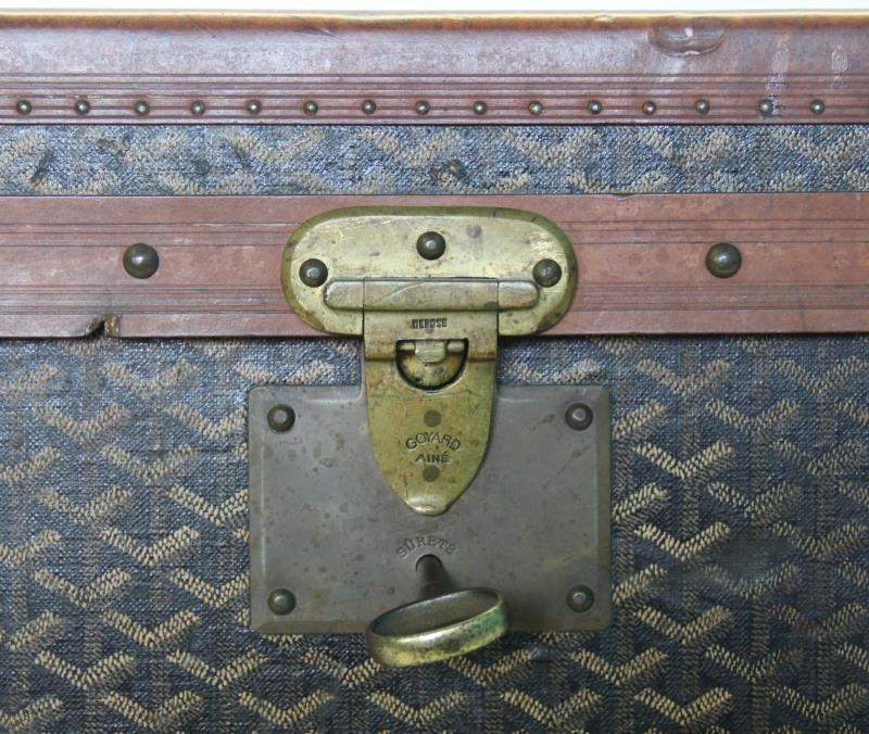 Vintage Goyard Trunk. - 3