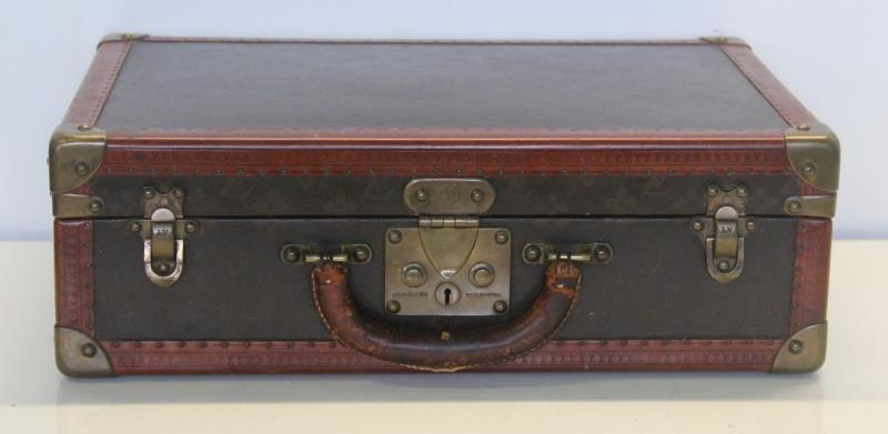 Vintage Louis Vuitton Hardcase Suitcase or Luggage