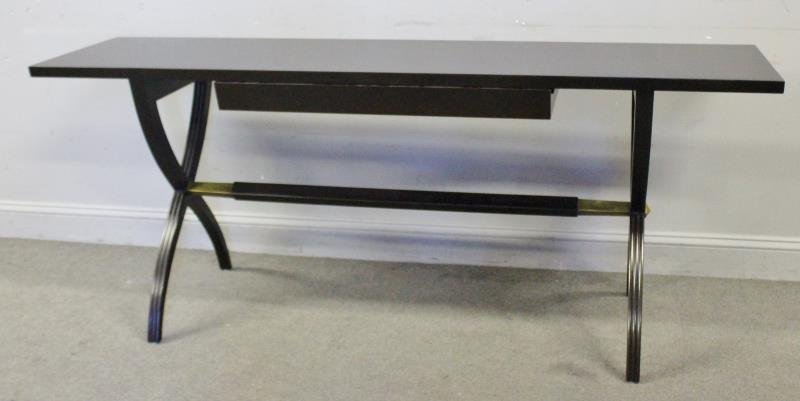Midcentury Edward Wormley for Dunbar Console Table